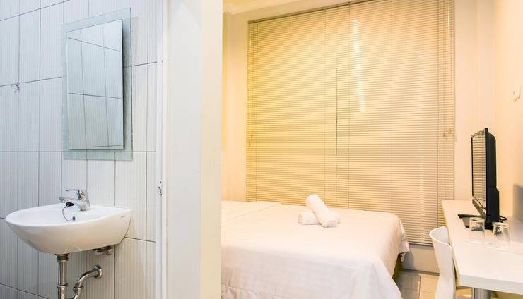 ZenRooms Kuningan Anggrek - Kamar mandi
