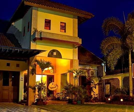 Ndalem Padma Asri Yogyakarta -