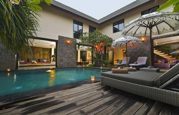 Villa Elok Bali - Kolam Renang