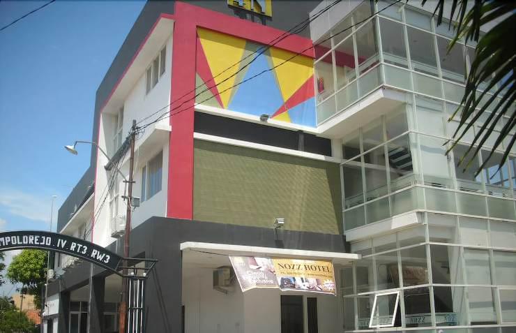 Nozz Hotel Semarang - Featured Image