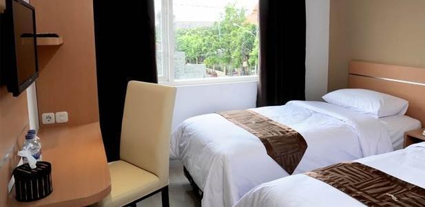 Nozz Hotel Semarang -