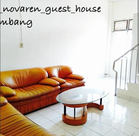 De Novaren Guest House Palembang Palembang - Interior