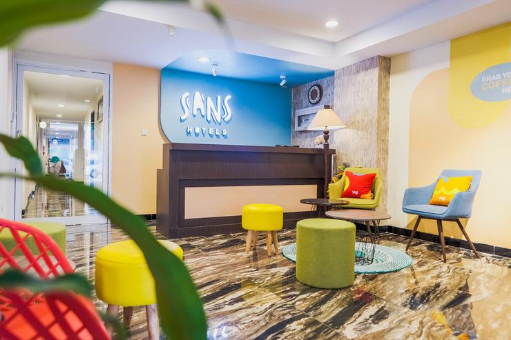Sans Hotel Cemara Asri Medan Deli Serdang - Photo
