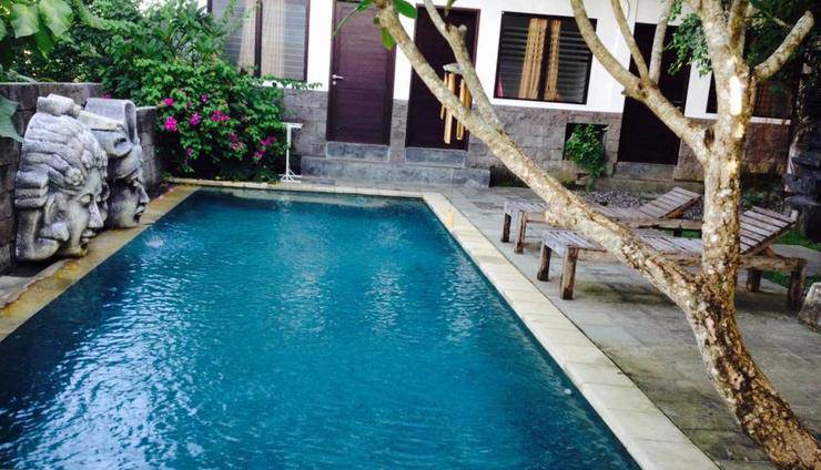 Royal Puncak Surfer Hotel Bali - Kolam Renang