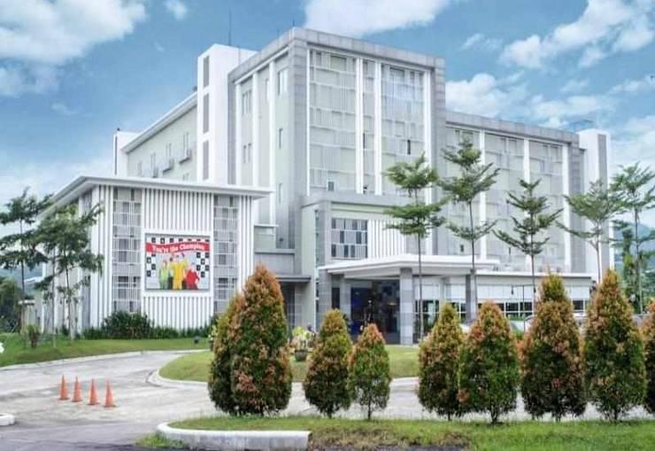 Lorin Hotel Sentul Bogor - Tampilan Depan