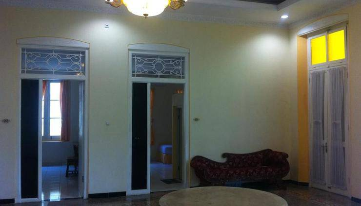 NIDA Rooms Semarang MT Haryono - Pemandangan Area