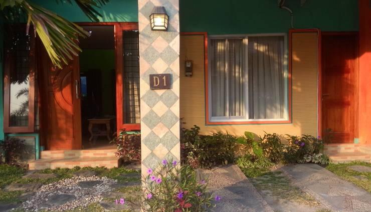 D1 Villa@Lorin Residence Solo - eksterior