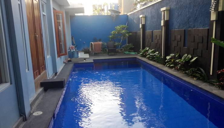 D1 Villa@Lorin Residence Solo - Kolam Renang