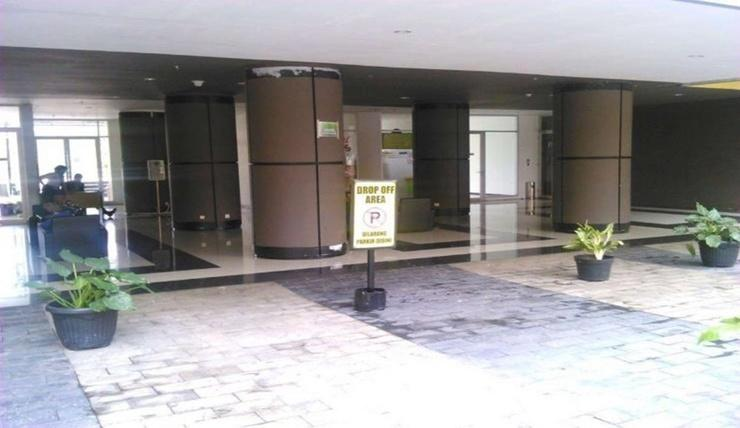 The Suites Metro Apartment By F&J Room Bandung - Exterior