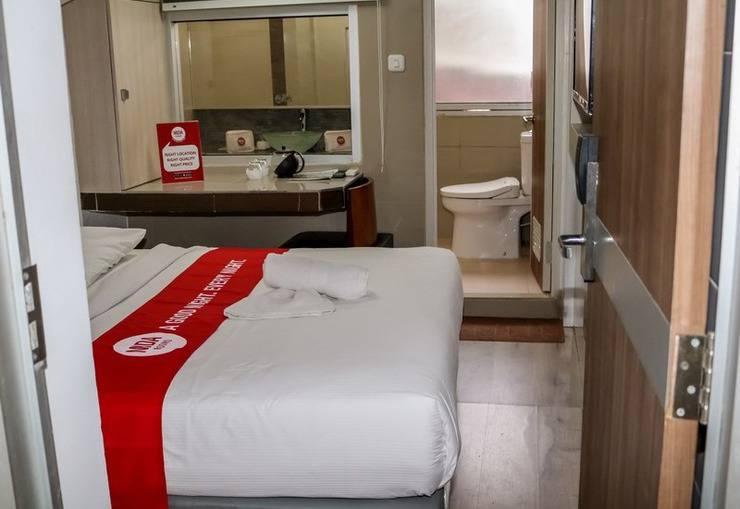 NIDA Rooms Tanah Abang Kebon Kacang Jakarta - Kamar tamu
