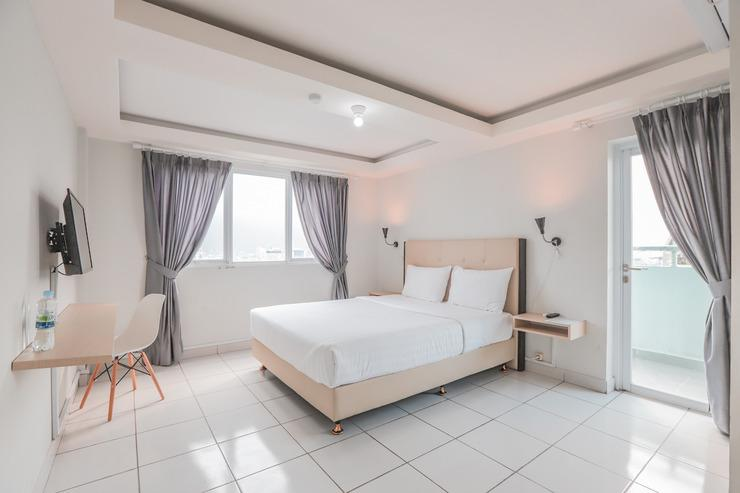 Amethyst Kemayoran Jakarta - BEDROOM