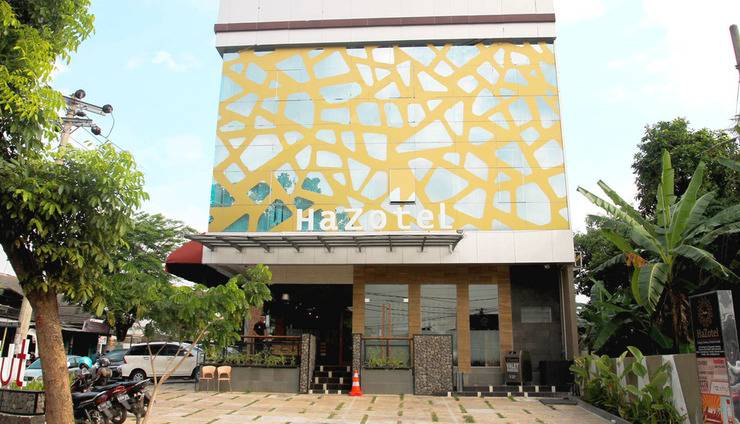 Hazotel Semarang - Penampilan Depan
