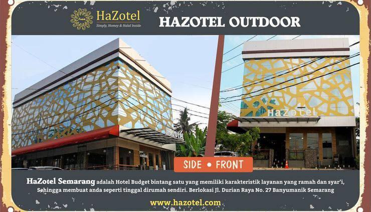 Hazotel Semarang - Gedung