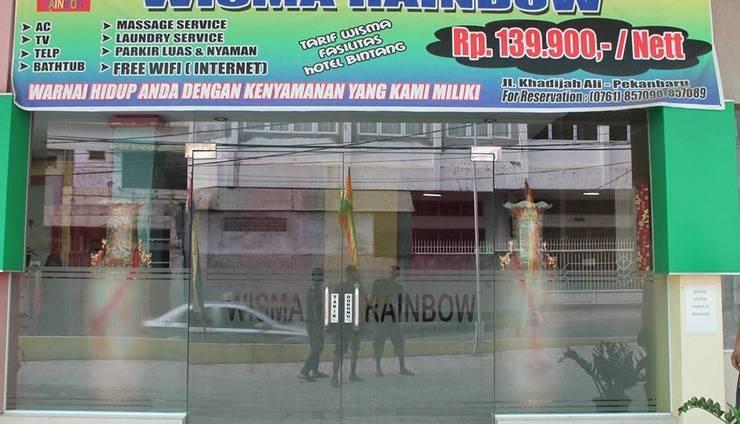 Harga Hotel Wisma Rainbow (Pekanbaru)