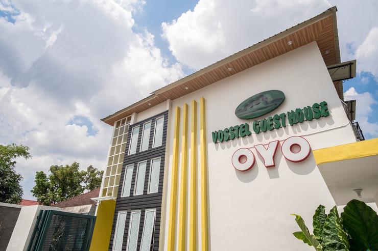 OYO 545 Vosstel Medan - Facade
