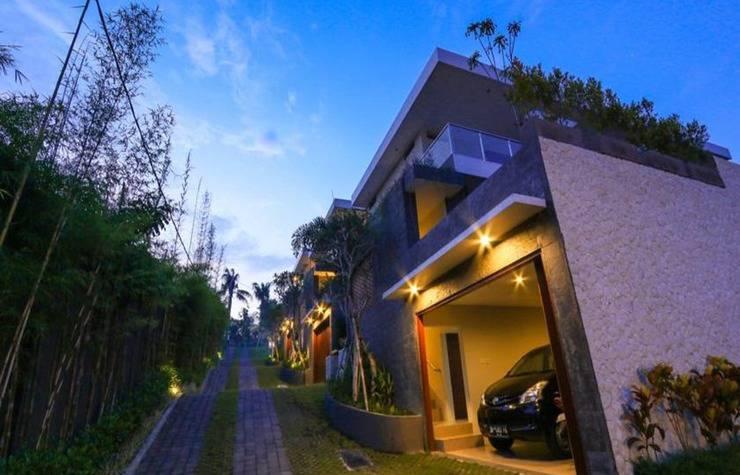 Royal Nyanyi Villa Bali - Eksterior
