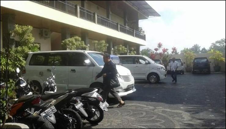 Hotel Aris Bali - exterior