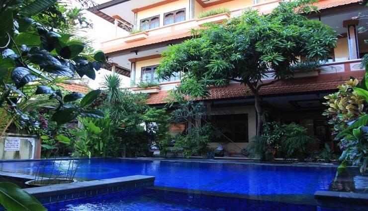 Cempaka 3 Inn Bali - Pool