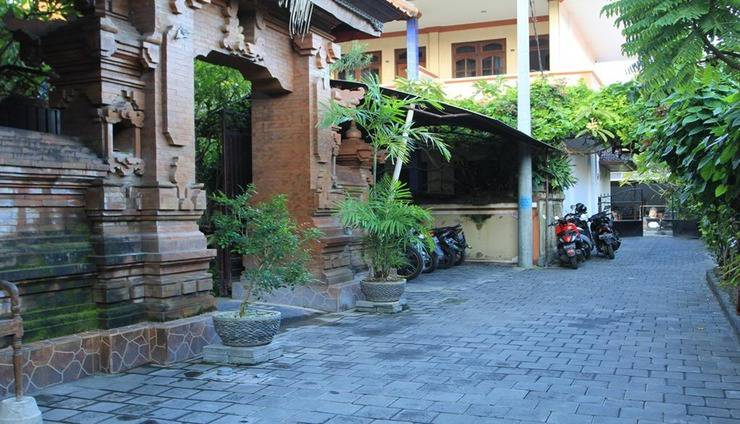 Cempaka 3 Inn Bali - Exterior