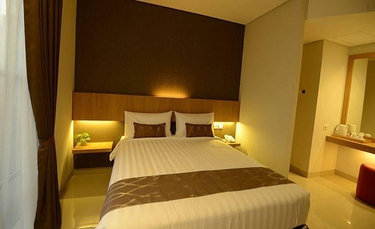 D'Cozie Hotel by Prasanthi Jakarta - Kamar tamu
