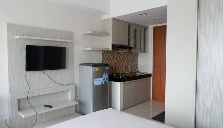 DSY Apartment Margonda Residence 5 Depok - Kamar tamu