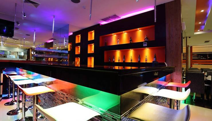 Miyana Hotel Medan - Bar (07/Feb/2014)