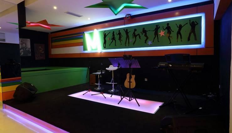 Miyana Hotel Medan - Karaoke (07/Feb/2014)