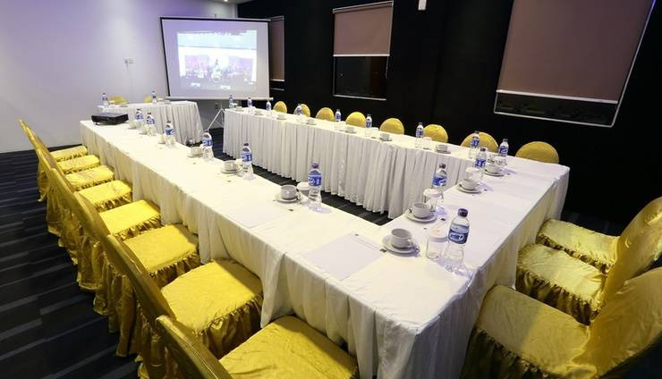 Miyana Hotel Medan - Meeting Room (07/Feb/2014)
