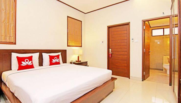 ZenRooms Kuta Inn Bali - Tempat Tidur Double