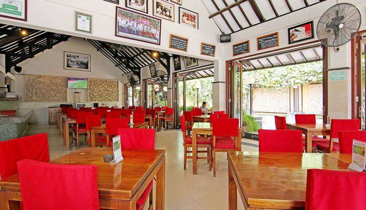 ZenRooms Kuta Inn Bali - Restoran