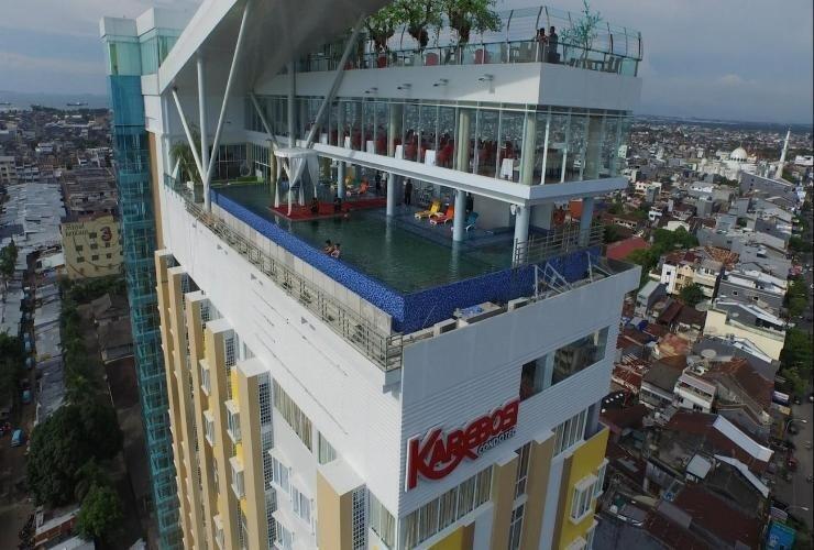 Karebosi Condotel Makassar Makassar - Interior