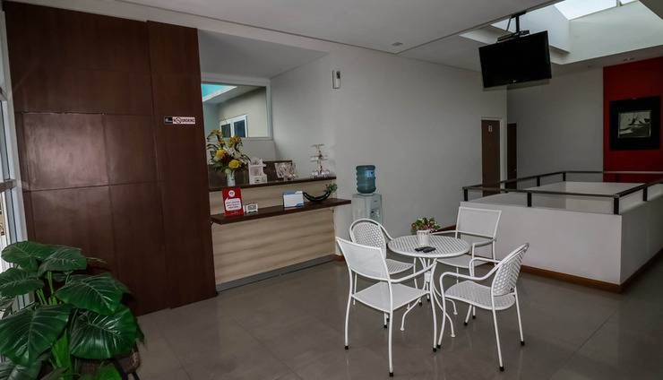 NIDA Rooms Semarang Hawa Purnama Semarang - Interior