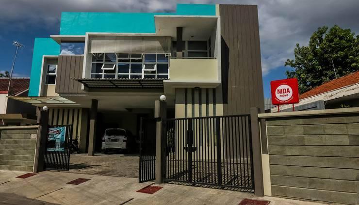 NIDA Rooms Semarang Hawa Purnama Semarang - Eksterior