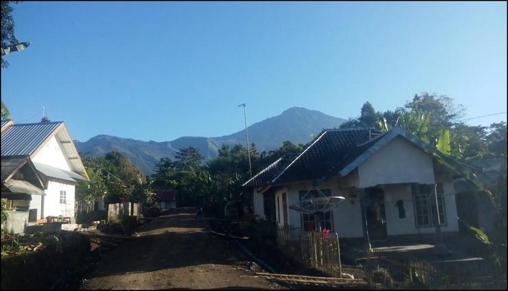 Tetebatu Indah Homestay Lombok - exterior