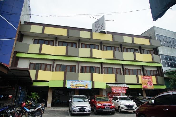 Hotel Nusantara Tanah Abang - bangunan hotel