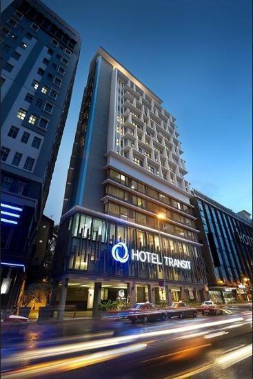 Hotel Transit Kuala Lumpur - Featured Image