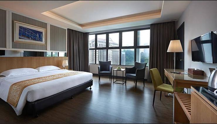 Hotel Transit Kuala Lumpur - Guestroom