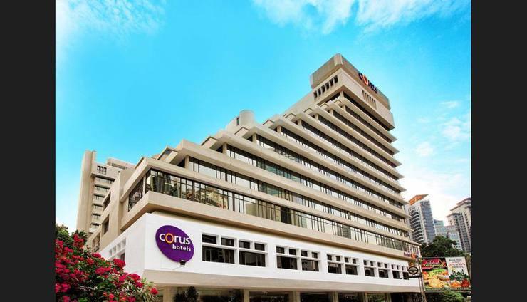 Corus Hotel Kuala Lumpur - Featured Image