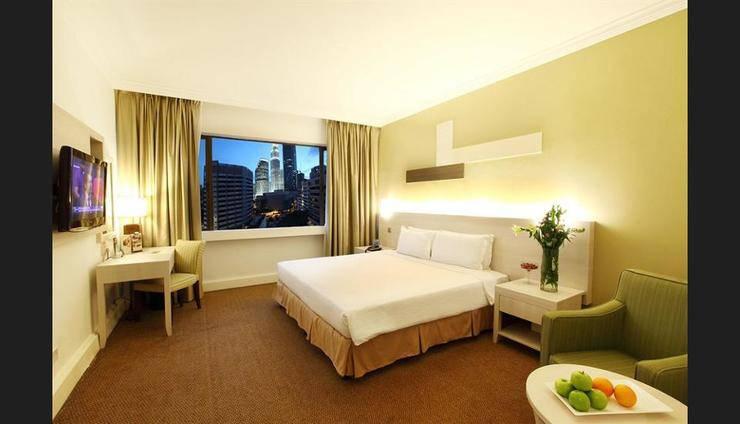 Corus Hotel Kuala Lumpur - Guestroom