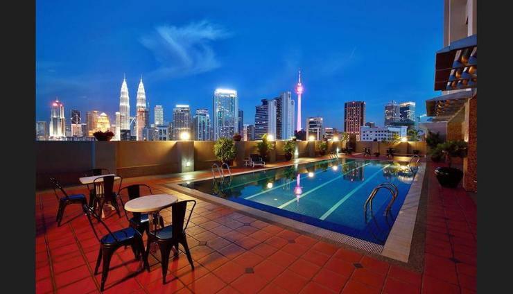 The Regency Hotel Kuala Lumpur - Featured Image
