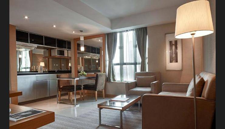 Harga Hotel Two MacDonnell Road (Hong Kong)