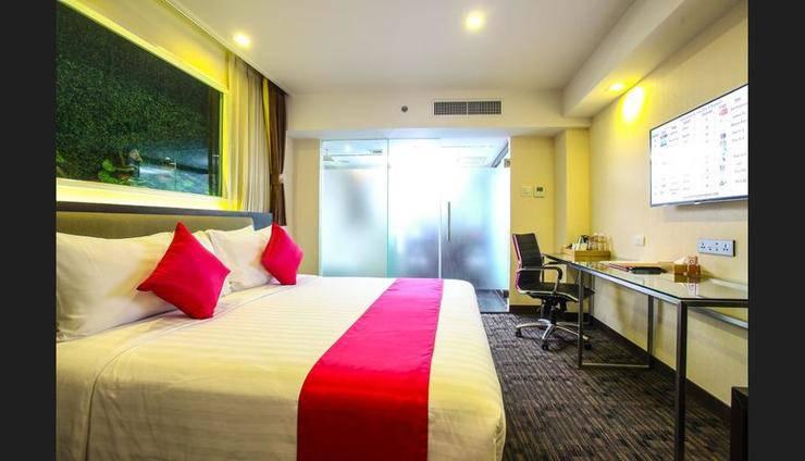 Alamat Harga Kamar Hotel Royal Bangkok Chinatown - Bangkok