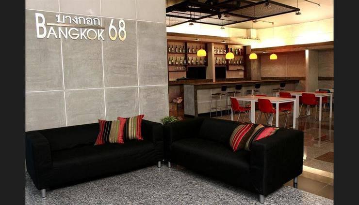Review Hotel Bangkok 68 (Bangkok)