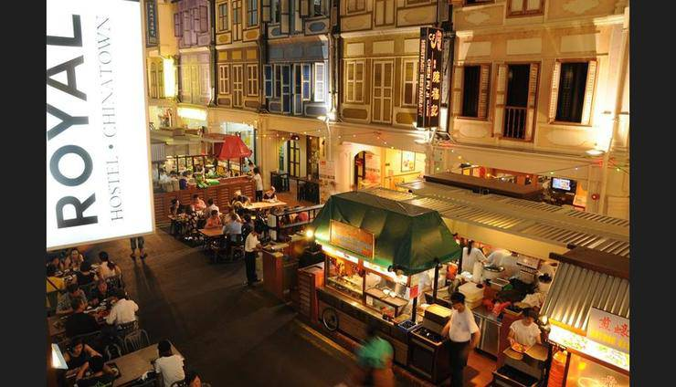 Royal Hostel Singapore - Featured Image