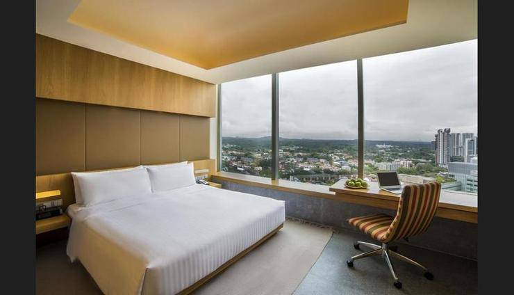 Oasia Hotel Novena Singapore - Guestroom