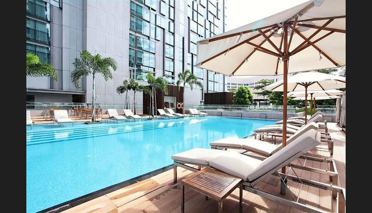 Tarif Hotel Oasia Hotel Novena, Singapore (Singapore)