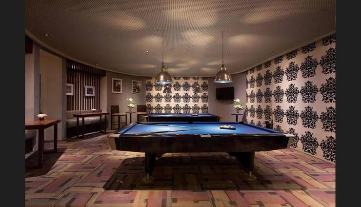 Le Grandeur Mangga Dua - Billiards