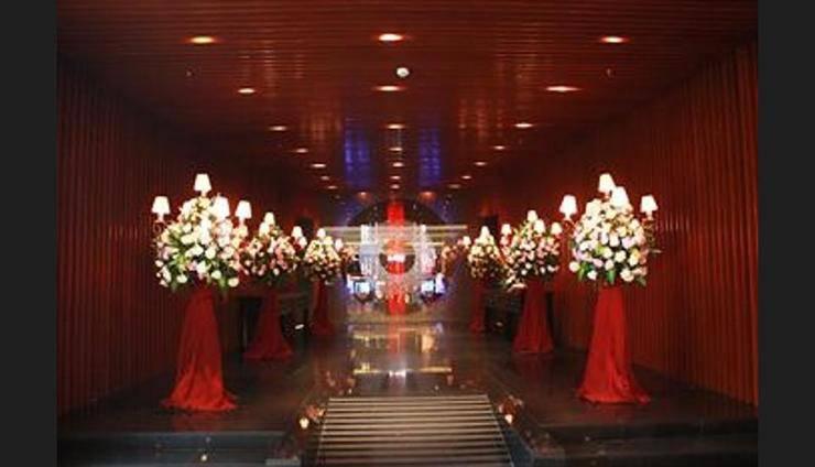 Le Grandeur Mangga Dua - Hotel Lounge