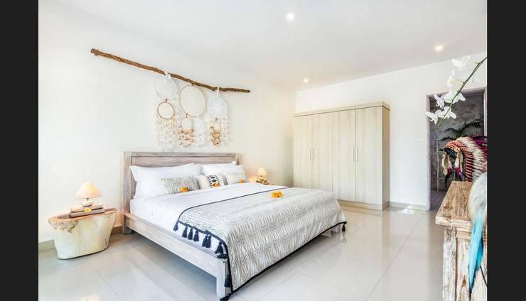 Villa Maviba Seminyak Bali - Guestroom