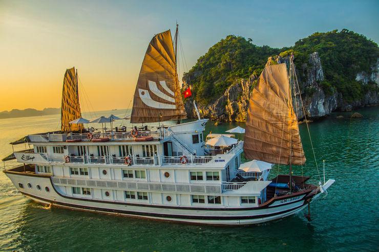 Bhaya Cruises Ha Long - Featured Image
